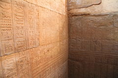 Relief in Temple of Kom Ombo Royalty Free Stock Photography