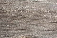 Relief texture of the surface of the old wooden board with poor processing, the expressive direction of the wood fibers. The relief texture of the surface of the Royalty Free Stock Image