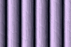 Relief wall A . Abstract background. Decorative vertical striped shiny relief wall Stock Photo