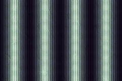 Relief wall - neon. Abstract background. Decorative vertical striped shiny relief wall Royalty Free Stock Photos