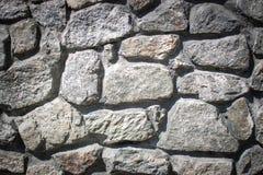Reliefowa kamienna ściana Zdjęcie Stock