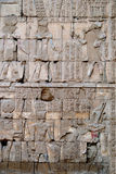Reliefs in Karnak Royalty Free Stock Images