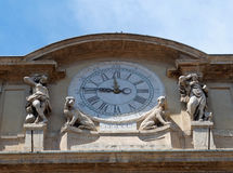 Reliefs in Verona Royalty Free Stock Photography