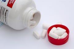 reliever αρθρίτιδας Στοκ εικόνα με δικαίωμα ελεύθερης χρήσης