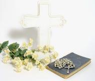 Religião-Comunhão Fotos de Stock Royalty Free