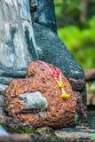 Religião de Tailândia Imagens de Stock