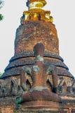 Religião de Tailândia Imagens de Stock Royalty Free