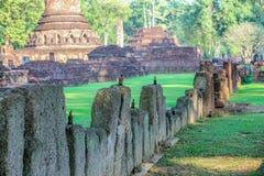 Religião de Tailândia Foto de Stock Royalty Free