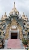 Religião e opinião da Buda Foto de Stock