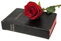 Religião e romance Foto de Stock