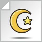 Religião icons_6 Imagem de Stock