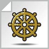Religião icons_8 Foto de Stock