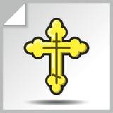 Religião icons_2 Fotos de Stock Royalty Free