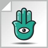 Religião icons_7 Imagem de Stock