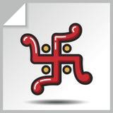 Religião icons_9 Imagens de Stock