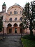 Religião judaica Olhar artístico em cores vívidas Fotografia de Stock Royalty Free