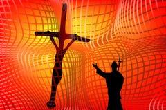 Religión stock de ilustración