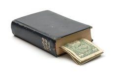 Religión costosa Foto de archivo libre de regalías