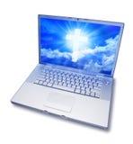 Religión de la informática del Internet fotografía de archivo libre de regalías