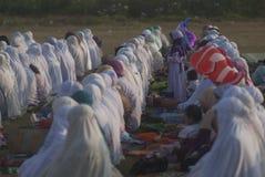 RELIGIÓN DE MÁS RÁPIDO CRECIMIENTO DEL ISLAM foto de archivo