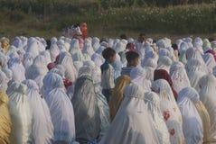 RELIGIÓN DE MÁS RÁPIDO CRECIMIENTO DEL ISLAM fotografía de archivo