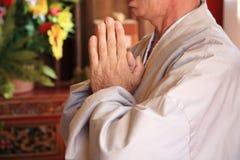 Religión del budismo Fotos de archivo libres de regalías