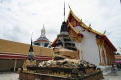 Religión del viaje de dios del budismo del templo de Phitsanulok Buda Tailandia Imagen de archivo libre de regalías