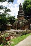 Religión del viaje del oro de dios del budismo del templo de Tailandia el Buda Imagen de archivo libre de regalías