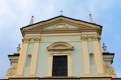 Religiös arkitektur royaltyfri foto