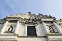 Religiös arkitektur royaltyfri bild