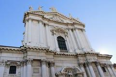 Religiös arkitektur Arkivfoto