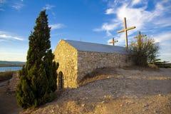 Religiös byggnad Royaltyfria Bilder