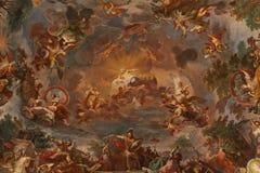 Religiös målning fotografering för bildbyråer