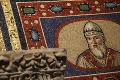 Religiös målning i Rome Royaltyfria Foton