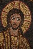 Religiös mosaik Arkivbild