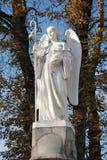religiös staty Arkivfoton