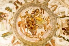 religiösa målningar arkivbild