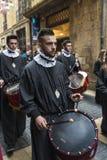 Religiöse Feiern von Ostern-Woche, Spanien Lizenzfreie Stockfotografie