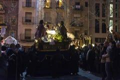Religiöse Feiern von Ostern-Woche, Spanien Stockfoto