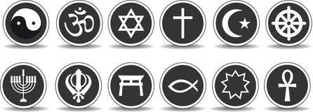 Religiöse Ikonen Stockfotografie