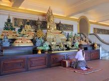 Religiöser Leute Buddhismus Thailand Lizenzfreie Stockfotos