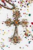 Religiöses Kreuz Lizenzfreie Stockfotos