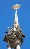 Religiöst torn Arkivbild