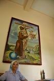 Religia Domy ludzka wiara zdjęcie stock