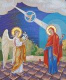 Religia mozaika Ortodoksalny kościół w Kirowograd Ukraina obraz stock