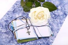 Religia, ochrzczenie, communion, potwierdzenie Obrazy Royalty Free