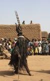 religijna afrykańska ceremonia Fotografia Royalty Free