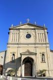 Religijna architektura Zdjęcia Royalty Free