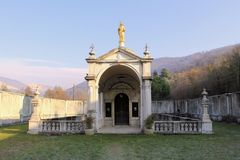 Religijna architektura Obrazy Stock