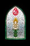 religijna azjatykcia ikona Zdjęcie Stock